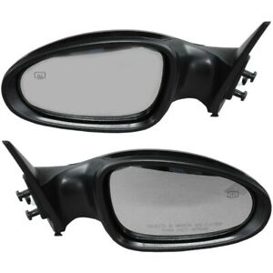 Power Mirror Set For 2005 2006 Nissan Altima Sl Se r Models Heated Paintable