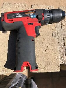 Snap On Cdr761 14 4v Micro Lithium Cordless Drill Used Only Told