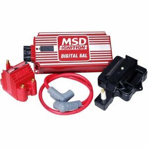 Open Box Msd 85001 Performance Ignition Kit