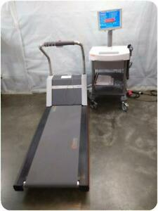Burdick Quinton Q stress Stress Test System W Tm55 Treadmill 225233