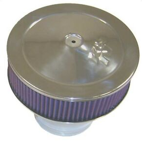 K N Filters 58 1190 Custom Air Cleaner Assembly With Racer Mind And Air Filter