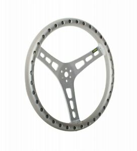 Joes Racing Products 13514 A 14 Dished Steering Wheel Aluminum