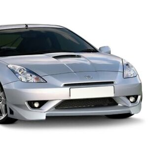 For Toyota Celica 00 02 Front Bumper Lip Under Spoiler Air Dam Rm Design Style