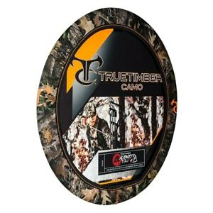 Custom Accessories True Timber Kanati Camo Neoprene Steering Wheel Cover
