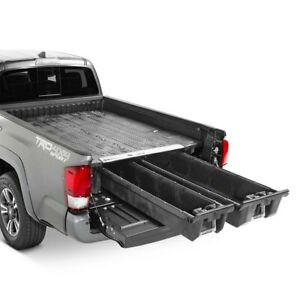 For Ford Ranger 2019 Decked Mf3 Midsize Truck Bed Storage System