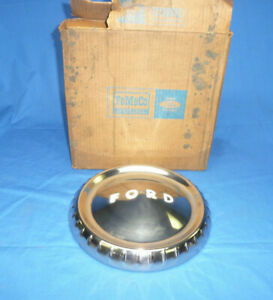 Nos Ford 1961 1962 1963 Falcon Dog Dish Hubcap
