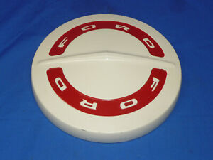 Nos Ford 1965 66 F100 Pickup Truck Painted Dog Dish Hubcap