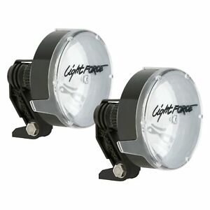 Lightforce Rmdl140lt Lance Low Mount 6 2x75w Round Driving Beam Lights