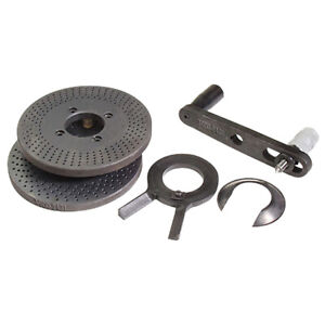 Dividing Plates For Phase Ii Style 6 To 12 Rotary Tables 3900 2401