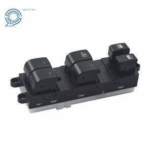 New Master Power Window Control Switch Fit For 2005 2012 Nissan Xterra Frontier