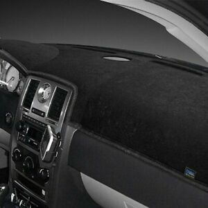 For Chevy Truck 55 56 Dash Designs Dash Topper Brushed Suede Black Dash Cover