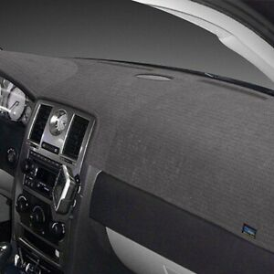 For Chevy Corvair 61 65 Dash Designs Sedona Suede Charcoal Dash Cover