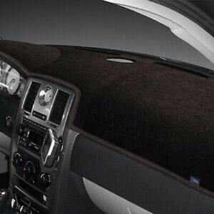For Dodge Ram 2500 09 Dash Designs Dash Topper Sedona Suede Black Dash Cover