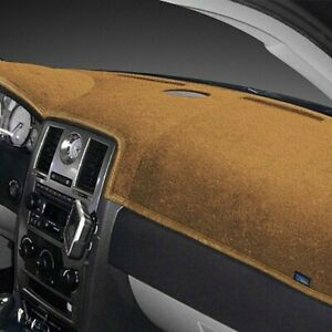 For Dodge Ram 3500 06 08 Dash Designs Dash Topper Plush Velour Saddle Dash Cover