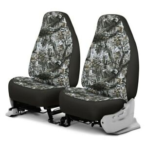 For Dodge Ram 1500 Van 95 96 Camo 1st Row Superflauge Snow Custom Seat Covers