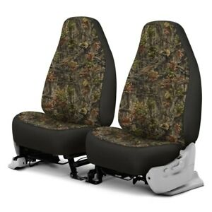 For Dodge Ram 1500 Van 97 03 Camo 1st Row Superflauge Game Custom Seat Covers