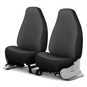 For Dodge Ram 1500 Van 95 96 Madera 1st Row Charcoal Custom Seat Covers