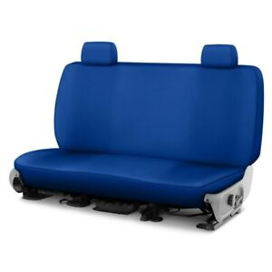 For Dodge Ram 1500 Van 97 03 Genuine Neoprene 2nd Row Royal Blue Custom Seat