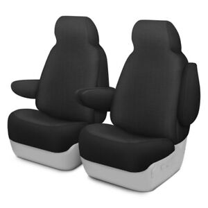 For Toyota Pickup 89 94 Grandtex 1st Row Charcoal Custom Seat Covers