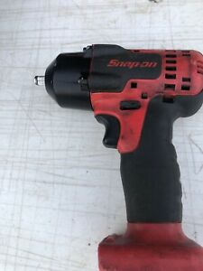 Snap On Ct8810 Cordless Impact Wrench used