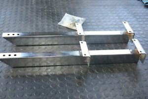 Lakewood Traction Bars Universal 28 Chrome Plated Steel 20470