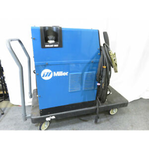 in store Pick up Only Miller Syncrowave 250 Dx Tig Welder Local Pick Up Only