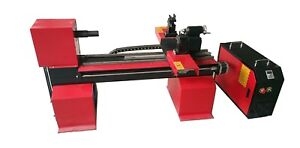 Small Wood Lathe Machine cnc Lathe bench Lathe woodworking Lathe wood Milling