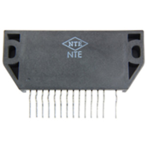 Nte Electronics Nte7033 Module Switching Regulator Power Supply 5 lead Sip
