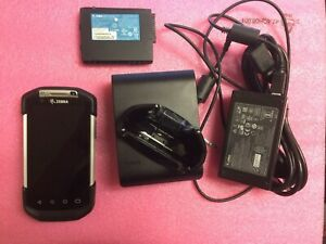 Zebra Symbol Motorola Tc70x tc700k walmart Software With Single Charger