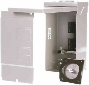Siemens W0408ml1125 Main Lug Load Center 125 Amps 4 8 Circuit Outdoor new
