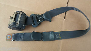 99 00 01 02 03 S10 Pickup Seat Belt Seat Driver Extended Cab Three Door A2