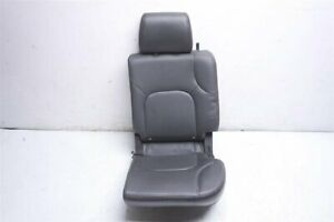 09 10 11 12 13 14 15 16 17 18 Nissan Frontier Rear Driver Seat Leather 88350 Zl1