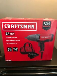 Craftsman 7 5amp 1 2 Impact Wrench