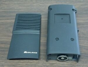 New Old Stock Oem Midland Lmr Portable Radio Faceplate Housing Case Vhf Uhf