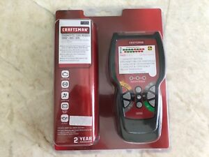 Craftsman Obd2 Cable Code Reader Vehicles Diagnostic Tool Code Scanner