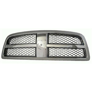 New Grille For Ram 1500 2011 2012 Dodge Ram 1500 2009 2010 Ch1200326