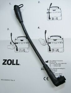 Zoll 8000 000903 01 Auxiliary Power Breakout Cable X Series Propaq New