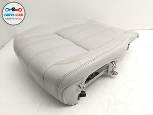 2013 2015 Range Rover L405 Front Driver Seat Lower Bottom Cushion Cirrus Leather