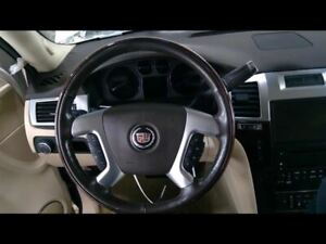 Leather Steering Wheel 2007 Escalade Sku 2356420