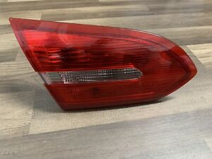 15 16 Ford Focus Inner Trunk Drivers Left Tail Light F1eb 13a603 dd Oem A1033