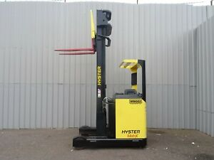 Hyster R1 6n Matrix Used Reach Forklift Truck 2433
