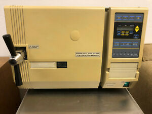 Tuttnauer 2340e Autoclave Steam Sterilizer For Dental Veterinary Tattoo