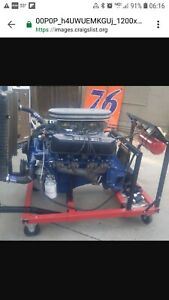 1967 428 Shelby Gt 500 Engine