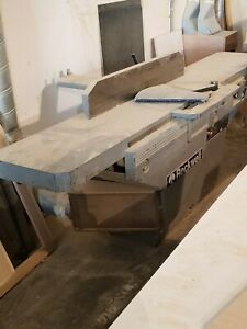 Rockwell 16 Jointer In Great Working Order With Dust Collection Chute Included
