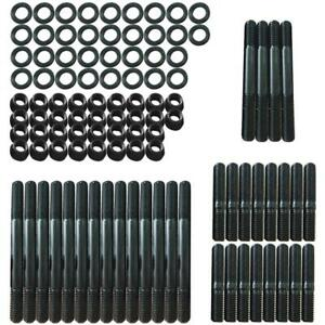 Sbc Head Stud Kit For Alum Or Iron Heads Sbc 350 383 400 Head Studs Dnj 134 4001