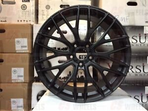 19 A1 615 Style Black Wheels Rims Fits E46 Bmw M3