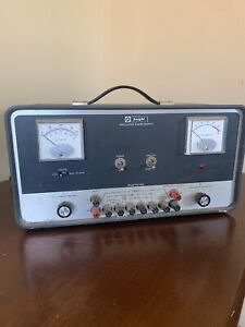 Vintage Knight Regulated Power Supply Kg 664