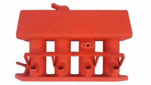 Intake Manifold Red For 1994 2001 Acura Integra Integra Gs r B18c1 1 8l 1797cc
