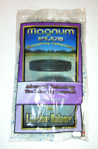4 New Ltp150 4 5 Oz Bags Magnum Plus Tire Balancing Beads 18 Ounce Lt 265 75 16