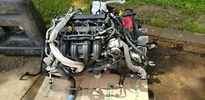 2012 Ford Fusion Engine Motor Vin A 2 5l